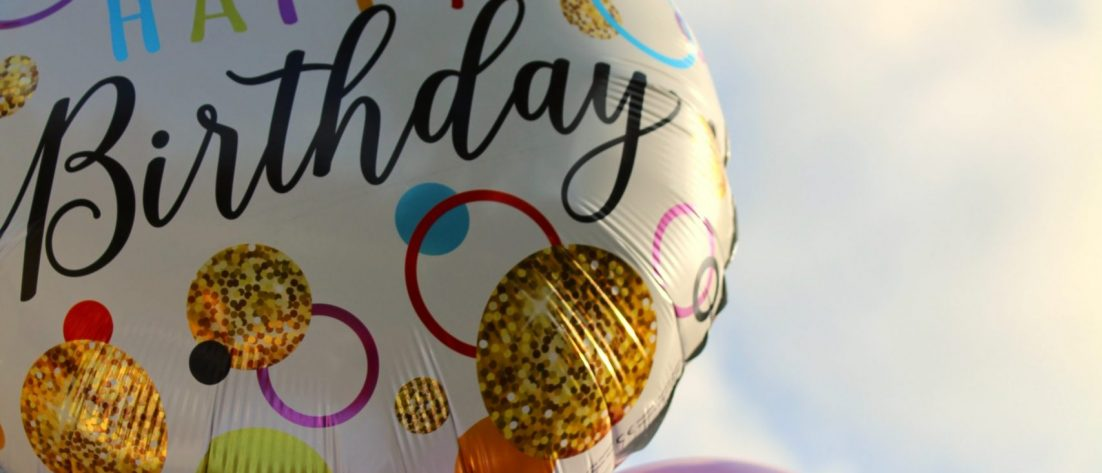 It's my birthday so what?