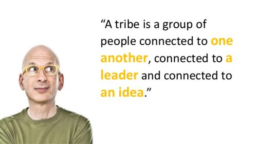 Tribes - Seth Godin - Empowering all